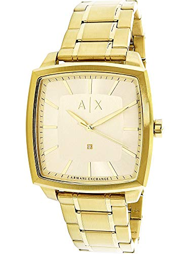 s AX2364 Gold Watch ()