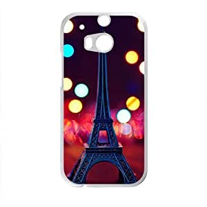 Eiffel Tower With Light Fashion Personalized Phone Case For HTC M8