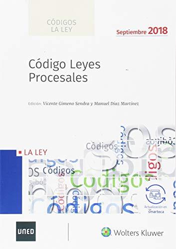 CODIGOS LA LEY CODIGO LEYES PROCESALES 2018