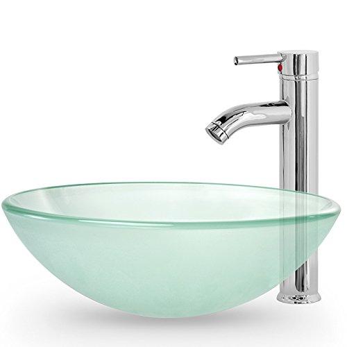 Oceana Glass Lavatory Sink - 9