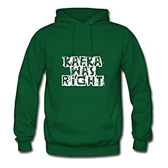 Kafka Series Green Image Regular Women X-large
