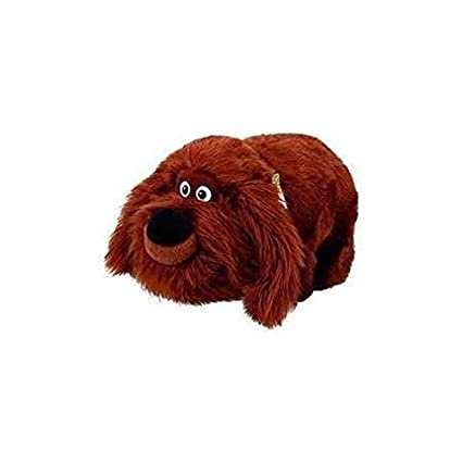 2b6ecf1a284 Image Unavailable. Image not available for. Color  Ty Beanie Babies Secret  Life of Pets Duke The Dog Medium Plush