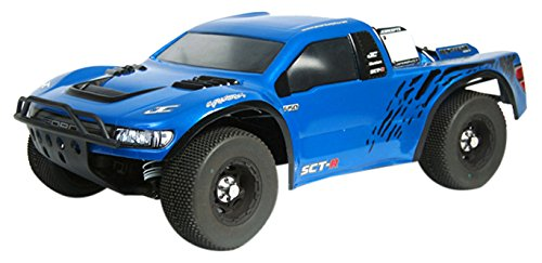 J Concepts 0090 Illuzion Slash SC10 Ford Raptor SVT SCT-R Body  sc 1 st  Amazon.com : ford raptor remote control car - markmcfarlin.com