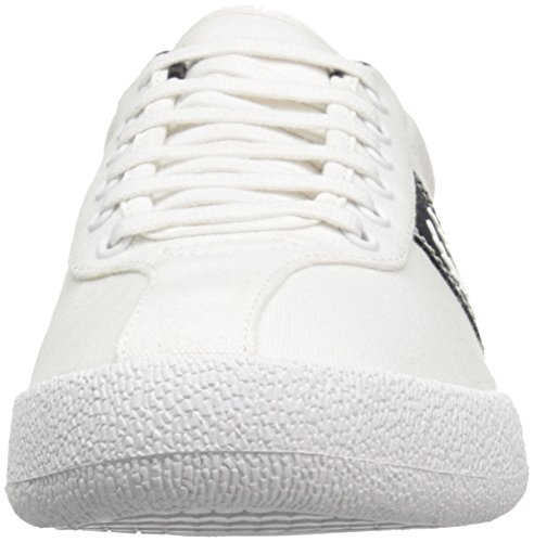 FRED PERRY - Baskets basses - Homme - Sneakers Tennis 1 Canvas Blanc pour homme