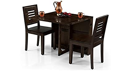Urban Ladder Danton 3 To 6 Capra Two Seater Dining Table Set