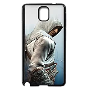Samsung Galaxy Note 3 Black Cell Phone Case Assassins Creed LWDZLW2058 Plastic Phone covers