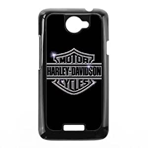 HTC One X Cell Phone Case Black Harley Davidson aoso