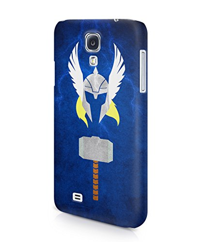 Thor God Of Thunder The Avengers Plastic Snap-On Case Cover Shell For Samsung Galaxy S4