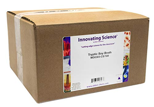 Innovating Science Tryptic Soy Broth Tube, 9mL - Case of 100 ()