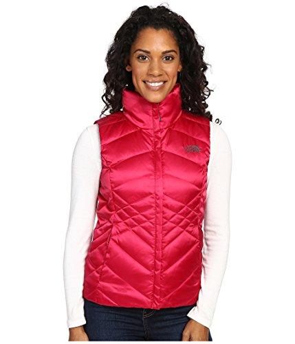 (The North Face Women's Aconcagua Vest Cerise Pink (Prior Season) Small)
