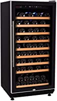 Swisscave WL250F (70-90 FL.) - Armario para botellas de vino (1 zona)