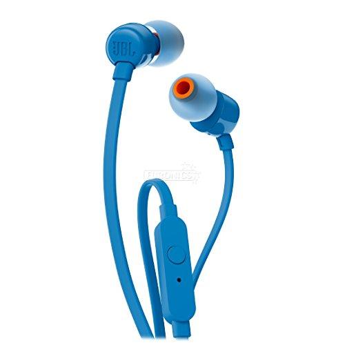JBL T110 In-ear Blue