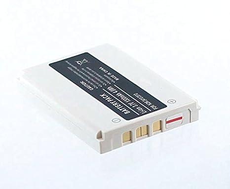 Akkuversum batería de repuesto compatible con Nokia 3330|3410|5510|3510i|nhm de 2nx sustituye batería tipo blc de 2: Amazon.es: Electrónica