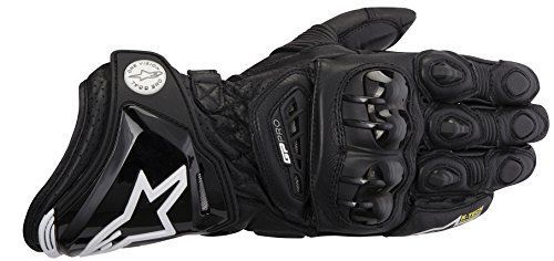 - Alpinestars GP Pro Leather Gloves Black S/Small