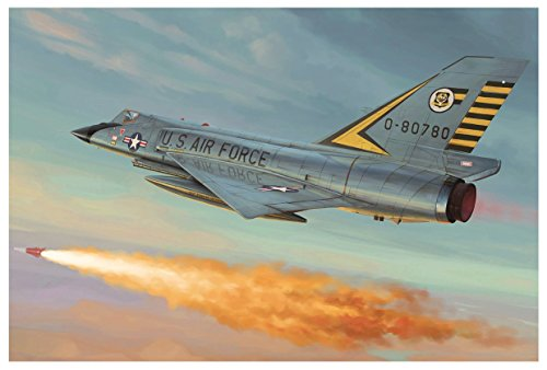 Trumpeter 01682 Model Kit US F 106 A Delta Dart, used for sale  Delivered anywhere in USA