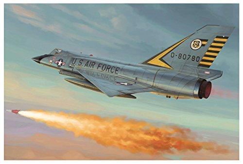 Trumpeter 01682Model Kit US F 106A Delta Dart