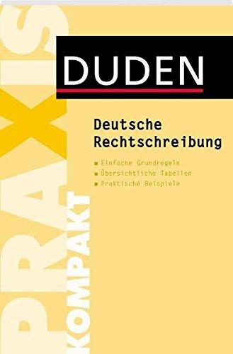 Deutsche Rechtschreibung (Duden Ratgeber): Amazon.de: Christian ...