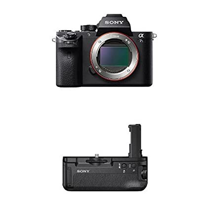Amazon.com : Sony ILCE7SM2/B Full-Frame Mirrorless Interchangeable ...