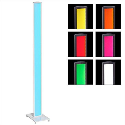 Koncept MC1-WHT-FLR Tono - LED Mood Light, White (Koncept Led Lamp)