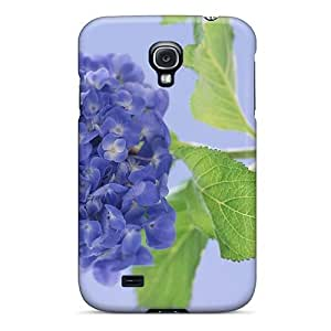New Style Saraumes Hydrangea Premium Tpu Cover Case For Galaxy S4