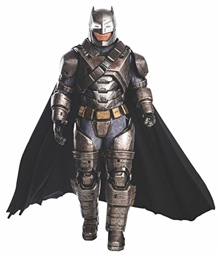 Rubie's Costume Men's Batman v Superman: Dawn of Justice Supreme Edition Armored Batman, Black, Standard]()