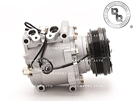 Amazon.com: 1994 - 2000 Honda Civic L4 1.6L 1.5L / 1994 - 1997 Honda Civic Del Sol L4 1.5L 1.6L / 1997 - 2001 Honda CR-V 2.0L Brand New AC Compressor With 1 ...