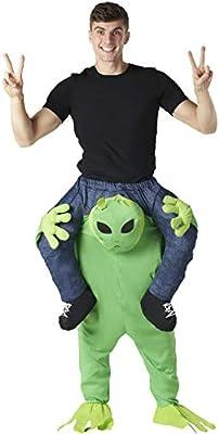 Morph Disfraz Extraterrestre a Caballito para adultos: Amazon.es ...