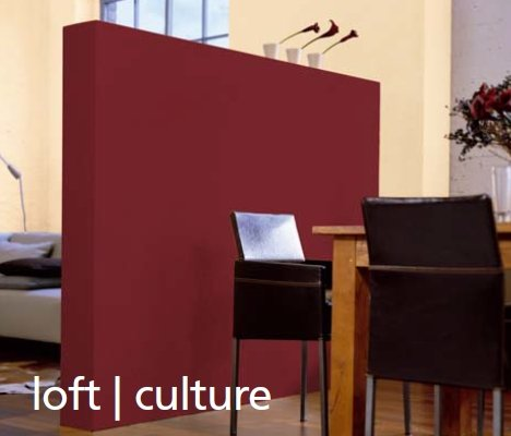 Alpina Way Of Colour Innenfarbe Loft Weinrot Bordeaux Matt 2 5 L