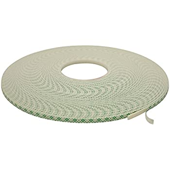 3M Scotch 4016 Double Coated Urethane Foam Tape: 1/16 in. thick x 1/4 in. x 36 yds. (Off-White)