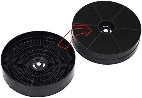 Filtro de carbón activado Campana extractora para AEG Electrolux 902979379/2 E3CFOA: Amazon.es: Grandes electrodomésticos