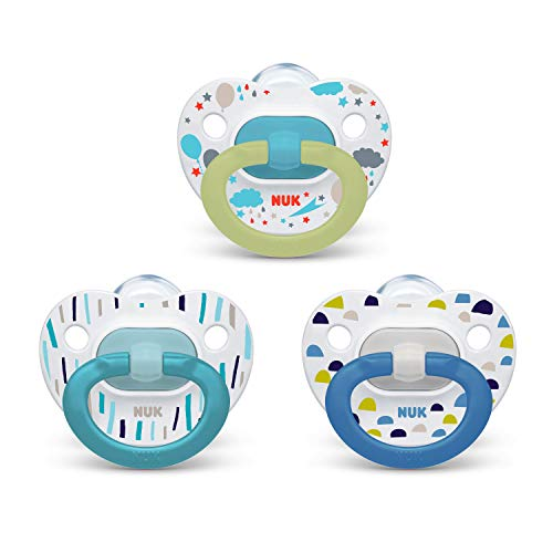 Expert choice for nuk orthodontic pacifier 0-6 months