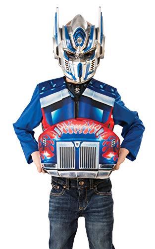 Imagine Optimus Prime Transforming Flip & Reveal Costume Top (One Size)