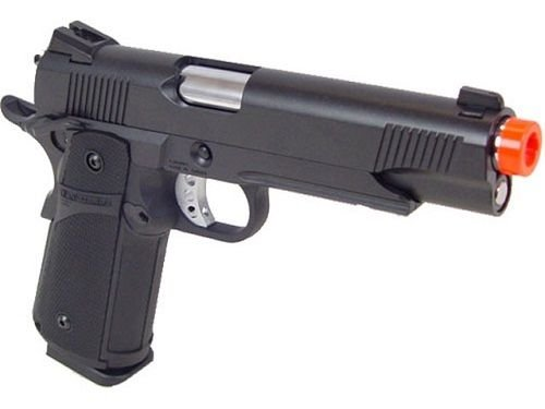 kjw model-615 kp05-s gas blowback full metal black bcgbb-615(Airsoft Gun)