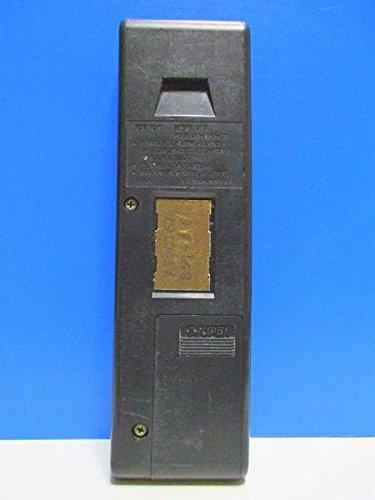 ナショナル エアコンリモコン A75C167