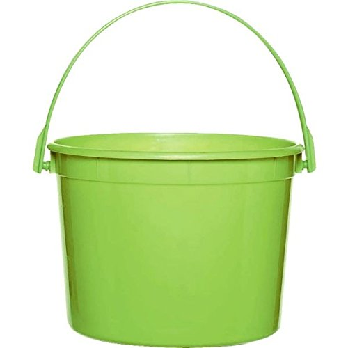 Plastic Party Favour Bucket Giveaway, Kiwi, 6