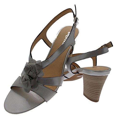 Sandal glace grise art K95113