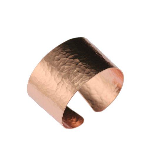 Hammered Copper Cuff...
