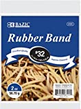 DDI - BAZIC 2 Oz./ 56.70 g #32 Rubber Bands (1 pack of 36 items)