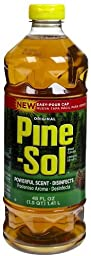 Pine-Sol 40125 Liquid Cleaner, 40 fl oz Bottle