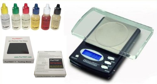 Electronic 600g/0.1g Gold Weigh Digital Scale + PRO Jewel...