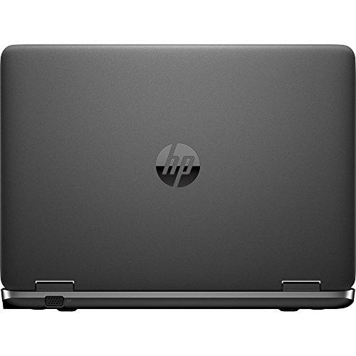 """HP Probook 640 G3 Business Laptop: 14"""" 1920x1080 FHD Intel Core i5-7200U, 256GB SSD, 8GB DDR4, Window 10 Professional 64-bit, Black"""