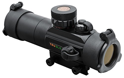 Truglo Tactical Red Dot Dual-Color Sight 30mm Gobble-Dot APG