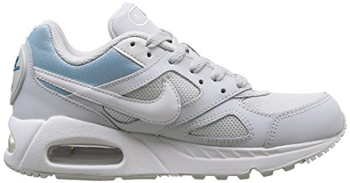 Nike Air PURE LAGOONs Shoe BL PLATINUM WHITE Women's Low Top Max Ivo Walking rH8rwq5