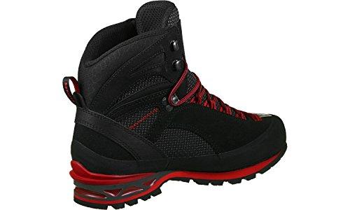 Hanwag Makra Combi GTX Scarpa trekking nero rosso