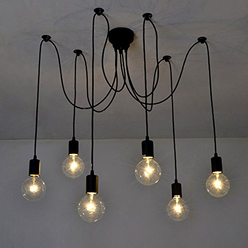 Fashionable multiple pendant lighting fixtures notebuc multiple pendant lights one fixture australia uk vintage ceiling spider lamp light lighting chandelier modern chic mozeypictures Gallery