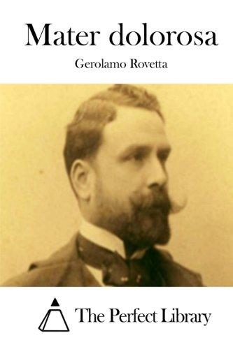 Read Online Mater dolorosa (Perfect Library) (Italian Edition) pdf epub