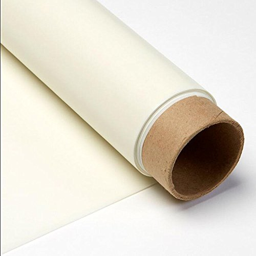 HOHO Frost White Screen Film Holographic Projector Rear Projection Film Self Adhesive Sticker,152cmx100cm by HOHO