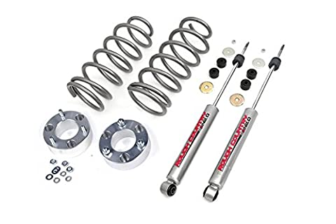 Rough Country - 760.20A - 3-inch Series II Suspension Lift System w/ Premium N2.0 Shocks for Toyota: 03-09 4Runner - Rough Country 3 Lift