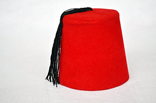 11th Doctor Costume Fez (Mini Doctor Who Fez)