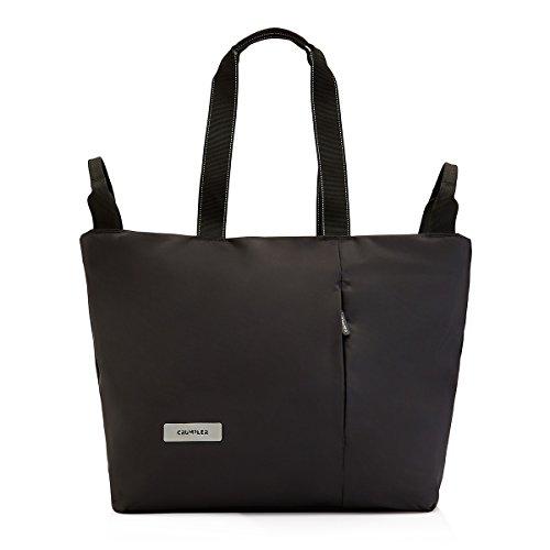 Crumpler The Big Breakfast Weatherproof Shoulder Bag - Black - Crumpler Shoulder Bags